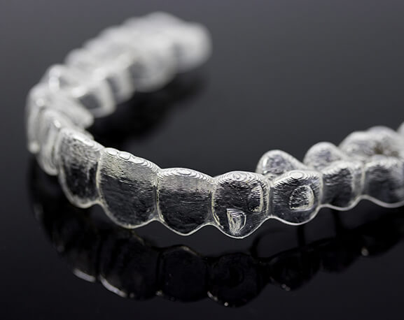 Mail-Order Teeth Aligners