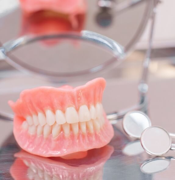 What are Snap-In Dentures