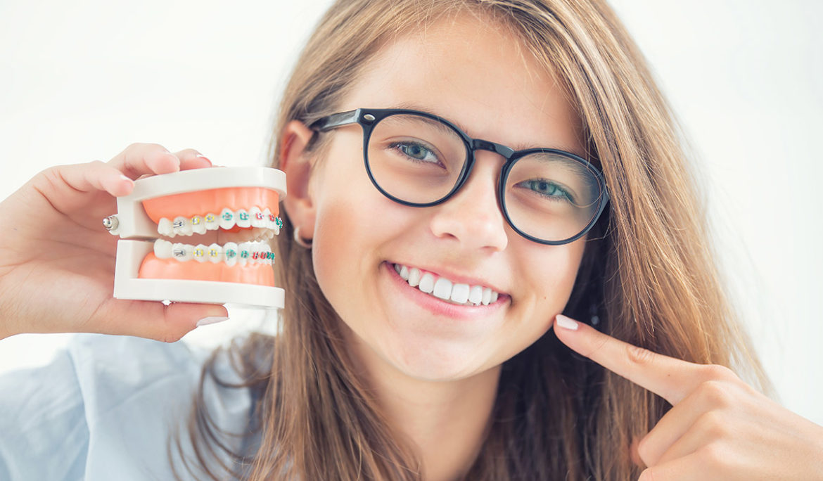 What are the most common problems that braces can fix?
